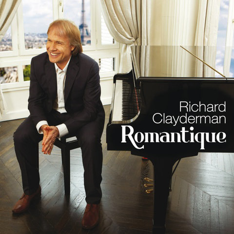 Richard Clayderman - Romantique (2013) (Flac) [Multi]