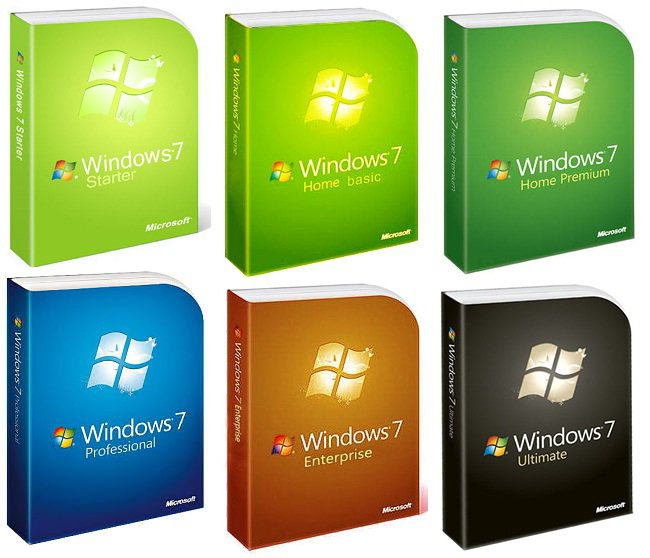 Windows 7 All Edition AiO Activated