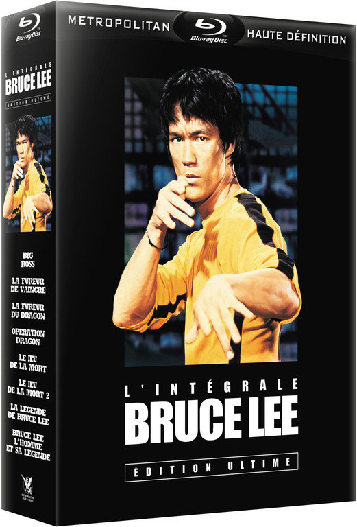 Integrale Bruce Lee 1971 - 1981 | Multi | Blu-Ray 720p