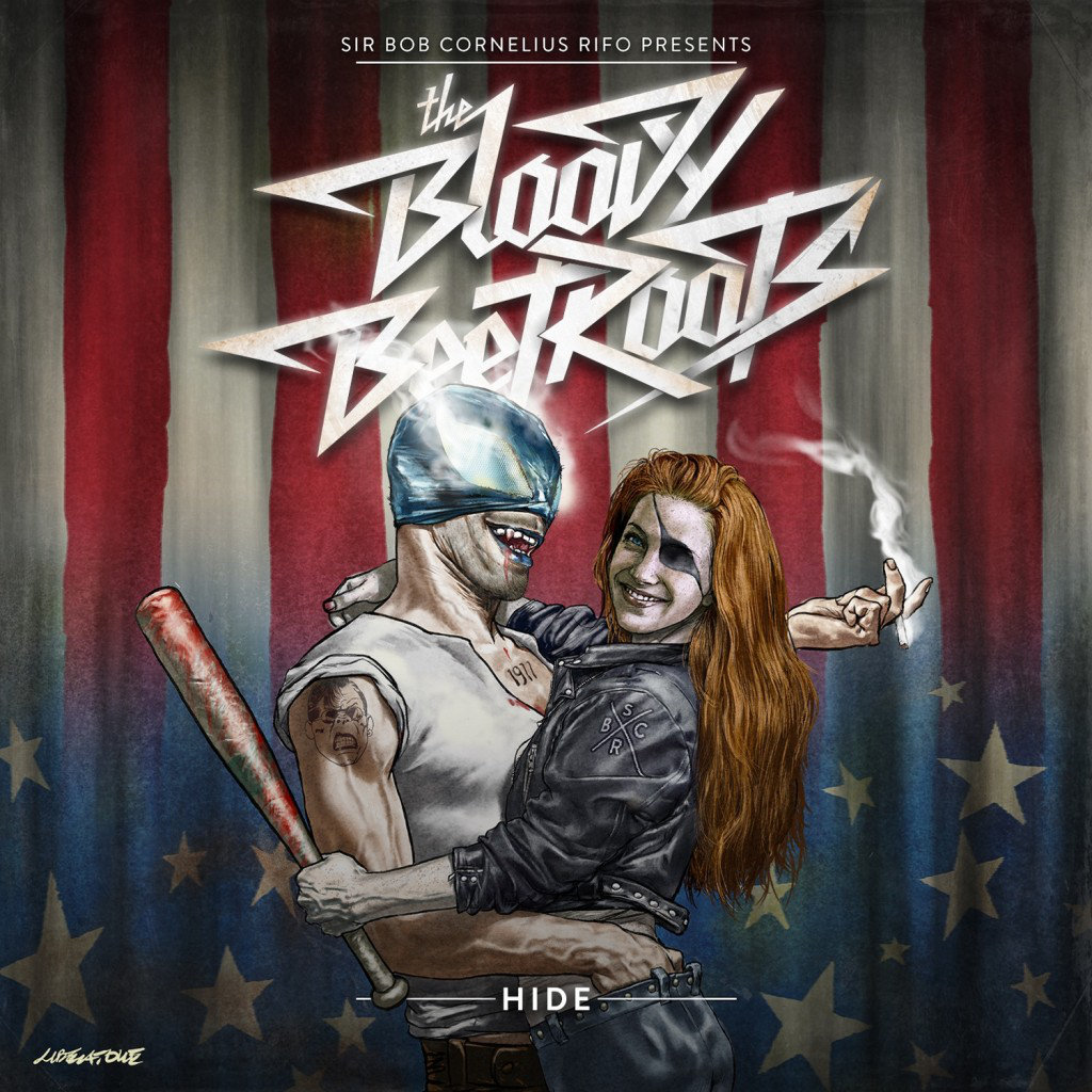 The Bloody Beetroots - Hide (2013) [Multi]