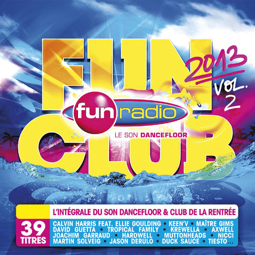 Fun Radio - Fun Club Volume 2 (2013) [Multi]