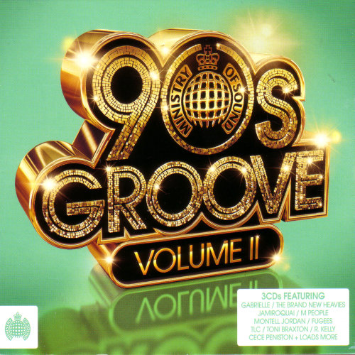 Ministry Of Sound - 90's Groove Volume 2 (2013) [Multi]