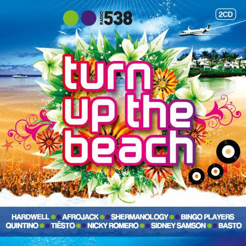Radio 538 Turn Up The Beach 2013 [Multi]