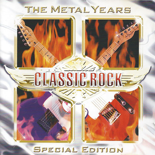Classic Rock - The Metal Years (Flac) [Multi]