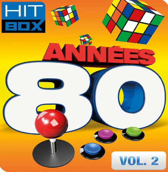 Hit Box Années 80 Volume 2 [Multi]