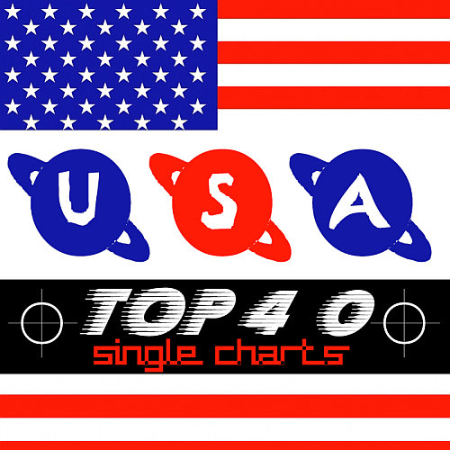 USA Hot Top 40 Singles Chart 13 July (2013) [Multi]