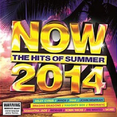 NOW The Hits Of Summer 2014 [Multi]