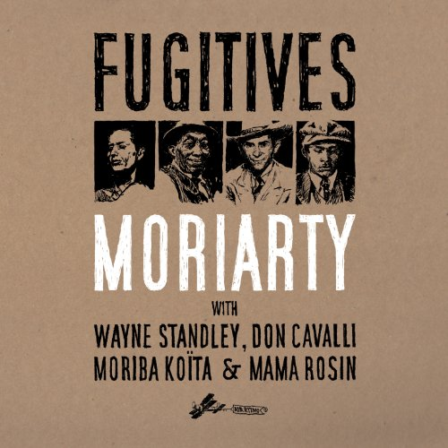 Moriarty - Fugitives (2013) [Multi]