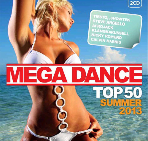 Mega Dance Top 50 Summer (2013) [Multi]