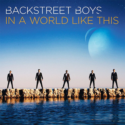 Backstreet Boys - In a World Like This (Deluxe Edition) (2013) [Multi]
