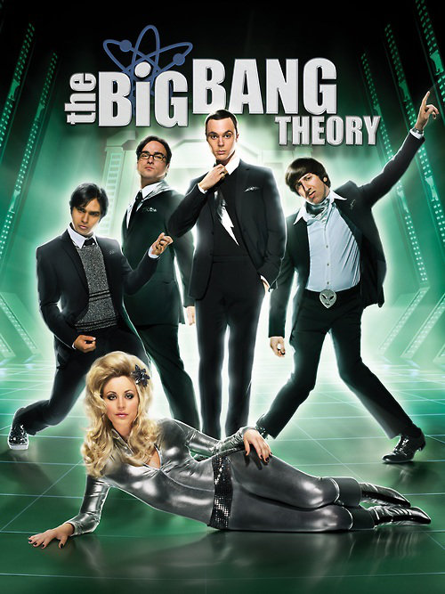 The Big Bang Theory [Saison 07] [ VOSTFR] [E01 a 19/22] HDTV + HD