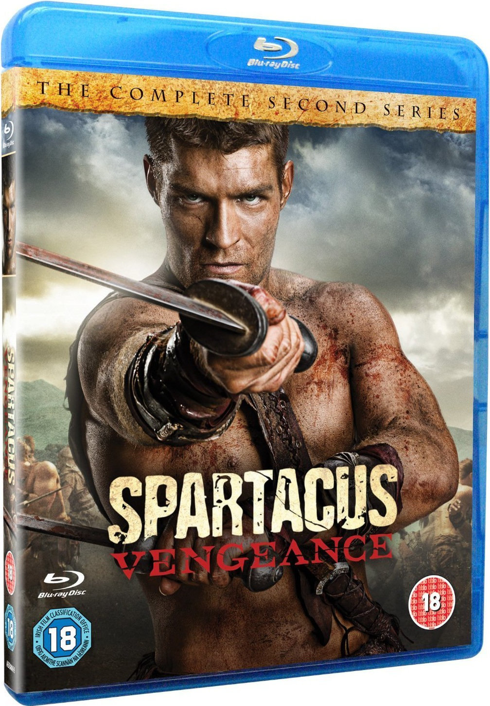 Spartacus : Vengance [Saison 02 FRENCH] [E01 a 09/10] BDRIP & BluRay