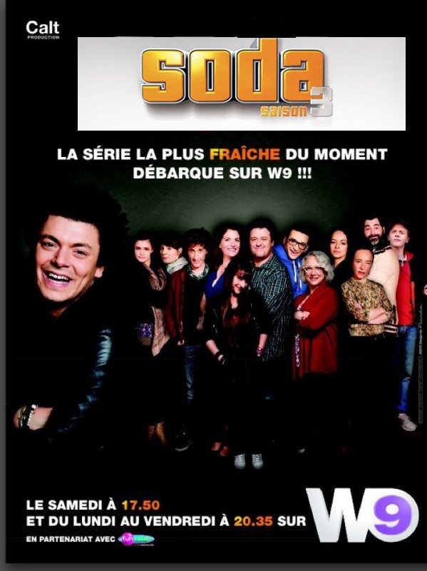 Soda  [Saison 03 FRENCH] [E01/??]