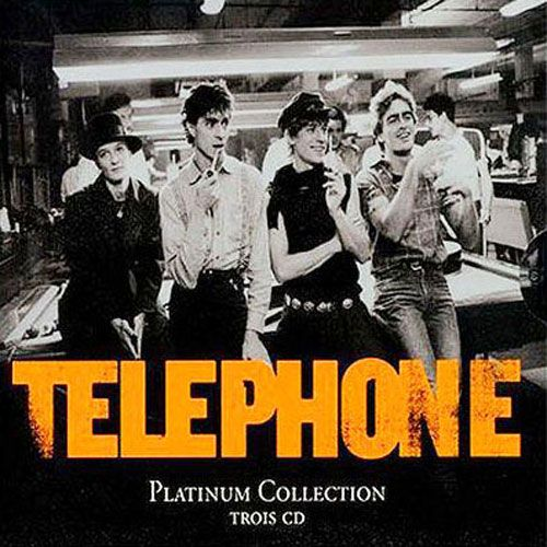 Telephone - Platinum Collection [Multi]