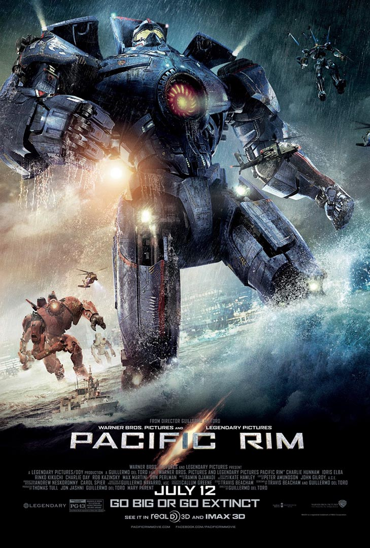 Pacific Rim [DVDRIP] [TRUEFRENCH]