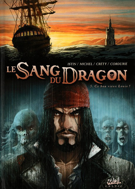 [Multi]  Le sang du dragon T05 T06  [BD]