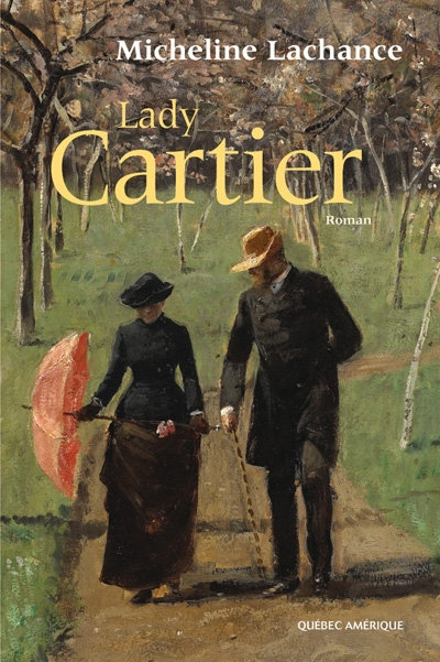 [MULTI] Lady Cartier de Micheline Lachance  [EBOOK]
