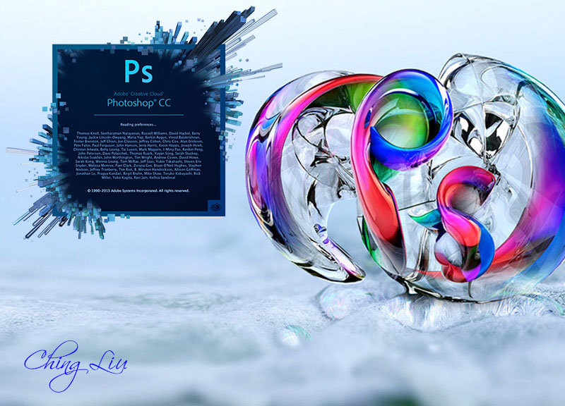 Adobe Photoshop CC 14.1 Final Multilanguage + Activation