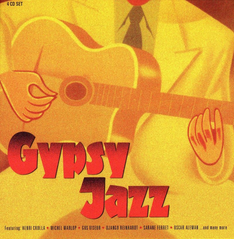 Gypsy Jazz (2007) [Multi]