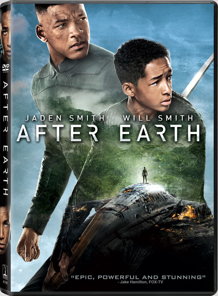 After Earth | Multi | DVD-R | 2013 | MULTI-LANGUES