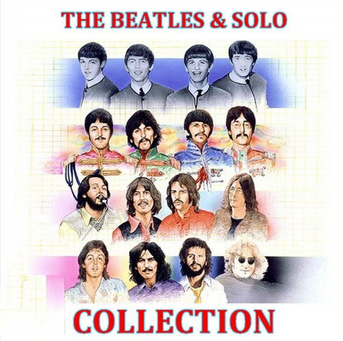 The Beatles And Solo Greatest Hits Collection (2013) [Multi]