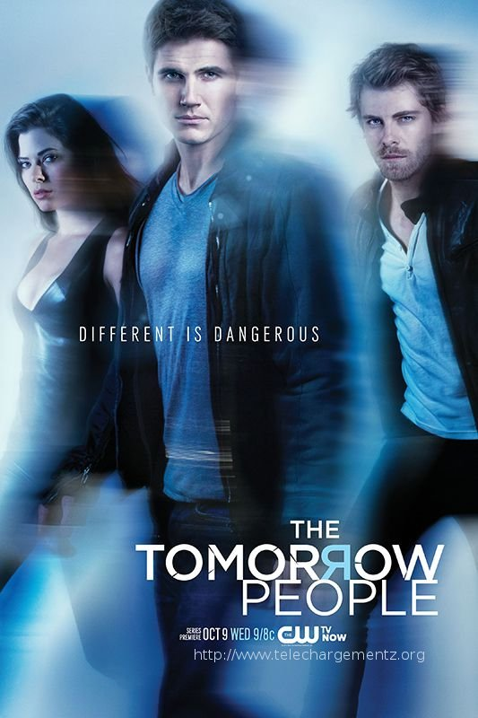 The Tomorrow People (2013) [Saison 01] [ VOSTFR] [E01 a 18] hdtv &hd