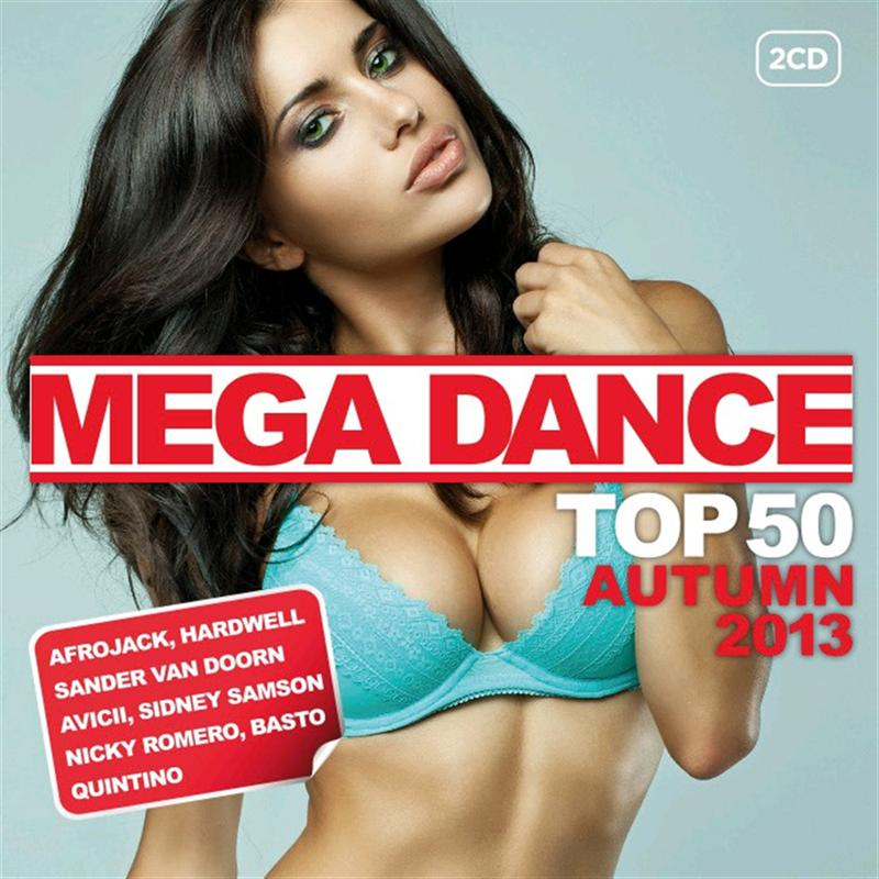 Mega Dance Top 50 Autumn 2013 [Multi]