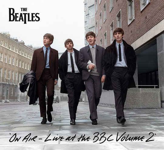 The Beatles - On Air Live At The BBC Volume 2 (2013) [Multi]