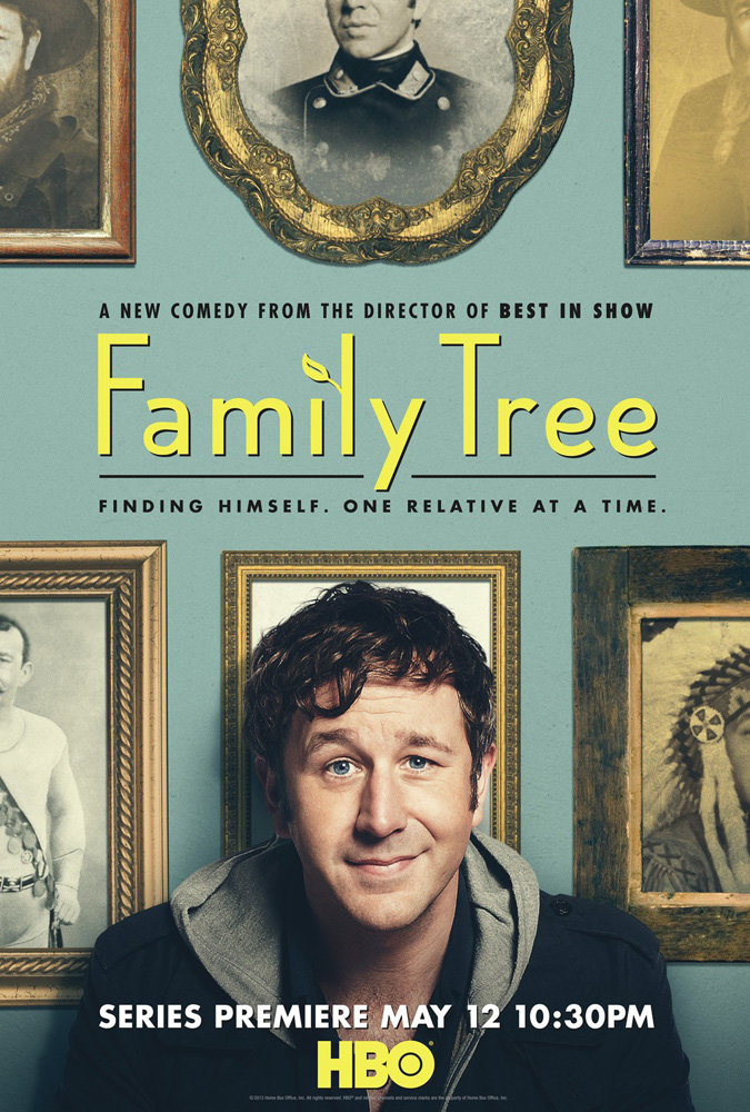 Family Tree [E01 a 07/13]  FRENCH- Saison 1 [DVDRIP & HDTV & HD]
