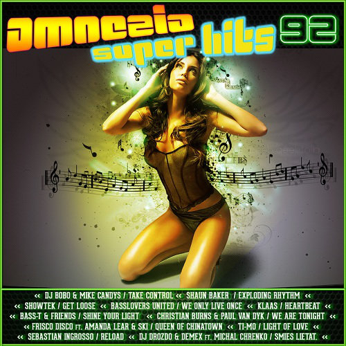 Amnezia Super Hits 92 (2013) [Multi]