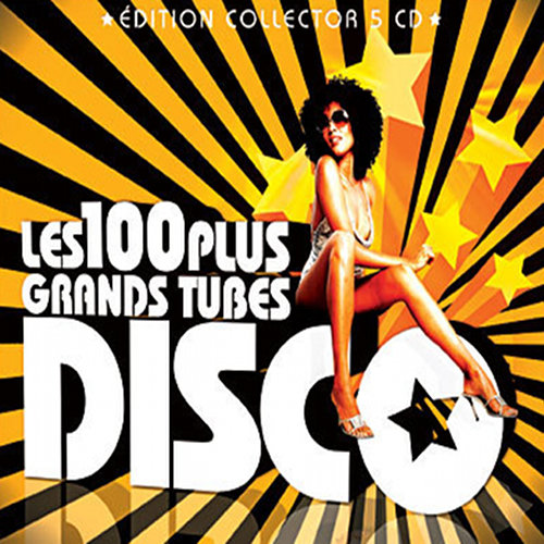 Les 100 Plus Grands Tubes Disco (Edition Collector) [Multi]