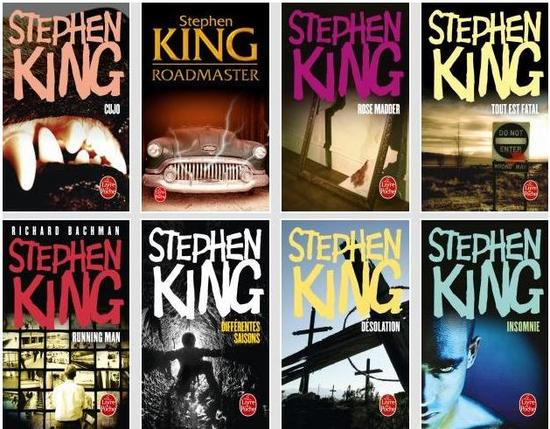 [MULTI] PACK 59 STEPHEN KING  [EBOOK]