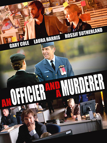 An Officer and a Murderer affiche