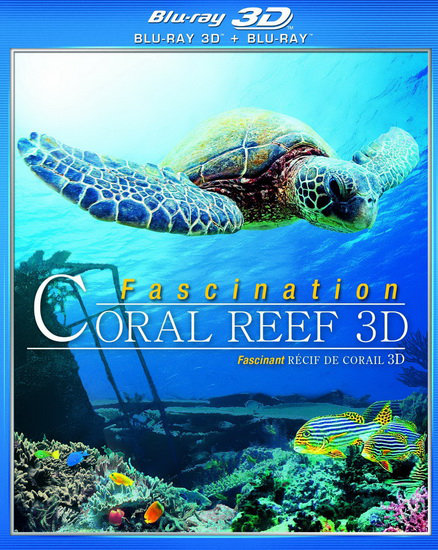 FASCINATION CORAL REEF | Multi | TRUEFRENCH | Blu-Ray 3D SBS