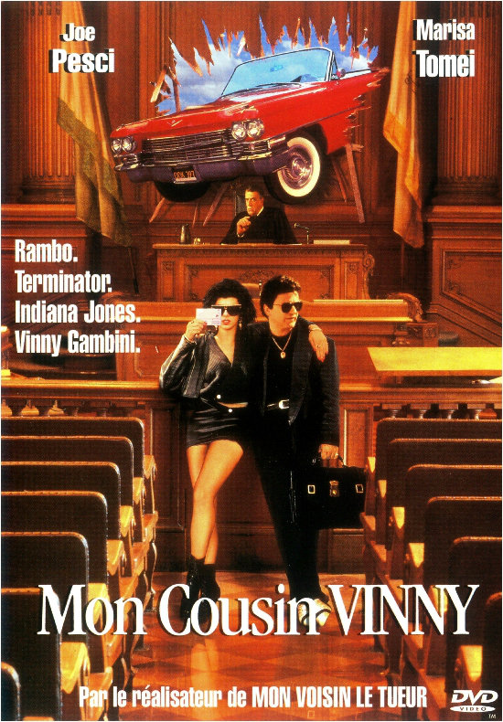 [Multi]  Mon Cousin Vinny [FRENCH] [DVDRiP]
