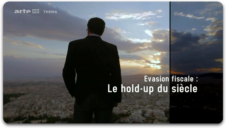[MULTI] Évasion Fiscale Le Hold-Up Du Siècle [FRENCH] [HDTV]