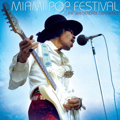 The Jimi Hendrix Experience - Miami Pop Festival (2013) [Multi]