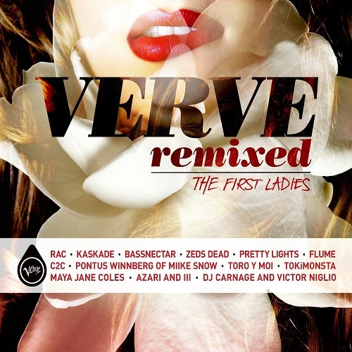 Verve Remixed - The First Ladies (2013) [Multi]