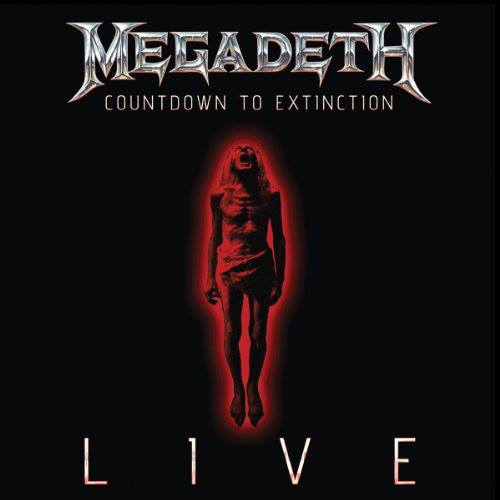 Megadeth - Countdown To Extinction Live (2013) [Multi]