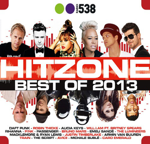 538 Hitzone Best Of 2013 [Multi]