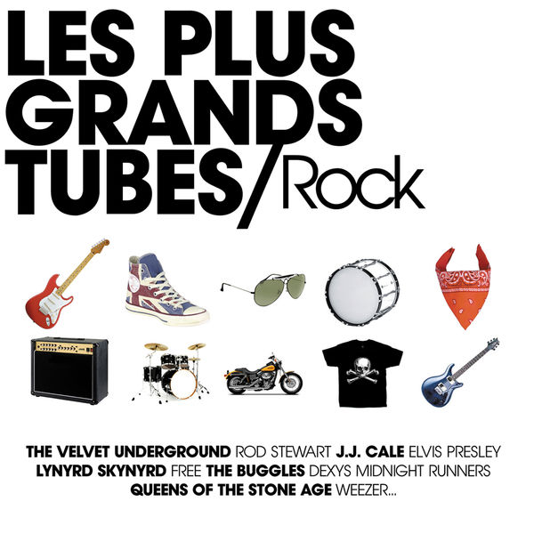 Les Plus Grands Tubes Rock (2013) [Multi]
