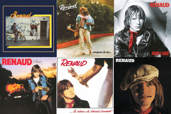 Renaud - Boxset 6 CD (Remastered) [Multi]