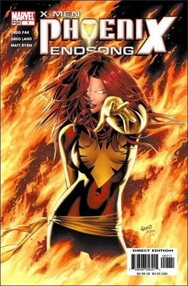 Telecharger X-Men Phoenix Endsong [BD]