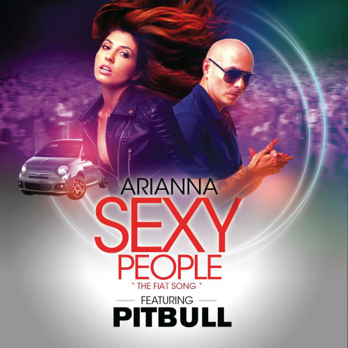Arianna Feat Pitbull - Sexy People (Flac) (2013) [Multi]