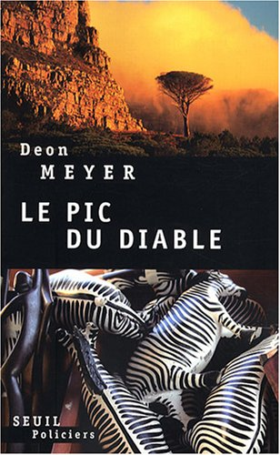 [Multi]  Le Pic du Diable - Deon Meyer  [EBOOK]