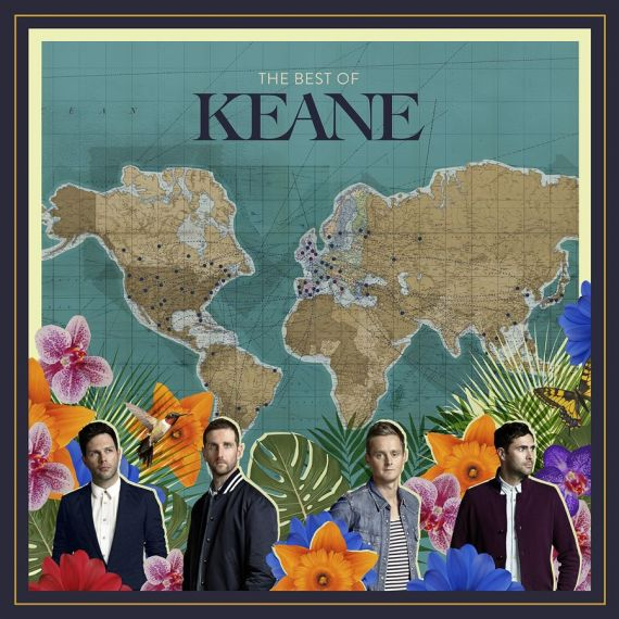 Keane - The Best Of Keane (Deluxe Edition) (2013) [Multi]
