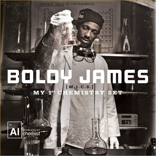 Boldy James - My 1st Chemistry Set (2013) [Multi]