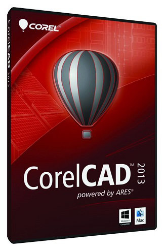 CorelCAD 2013 v2013.5 Build 33 Multilanguage x32 Incl Crack