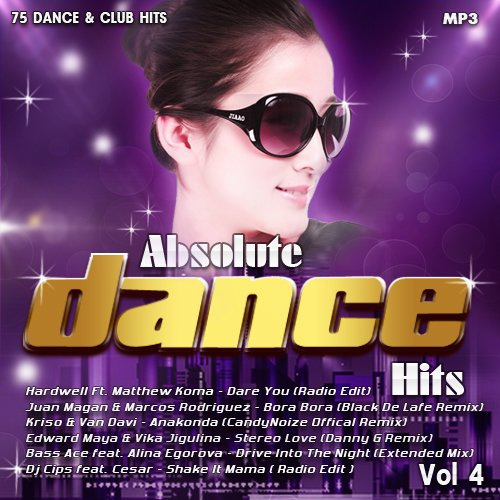 Absolute Dance Hits Vol.4 (2013) [Multi]