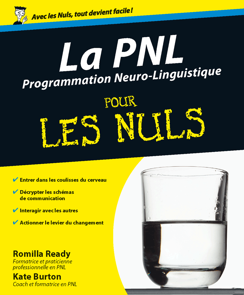 [Multi]  La PNL Programmation Neurolinguistique Pour les Nuls [EBOOK]